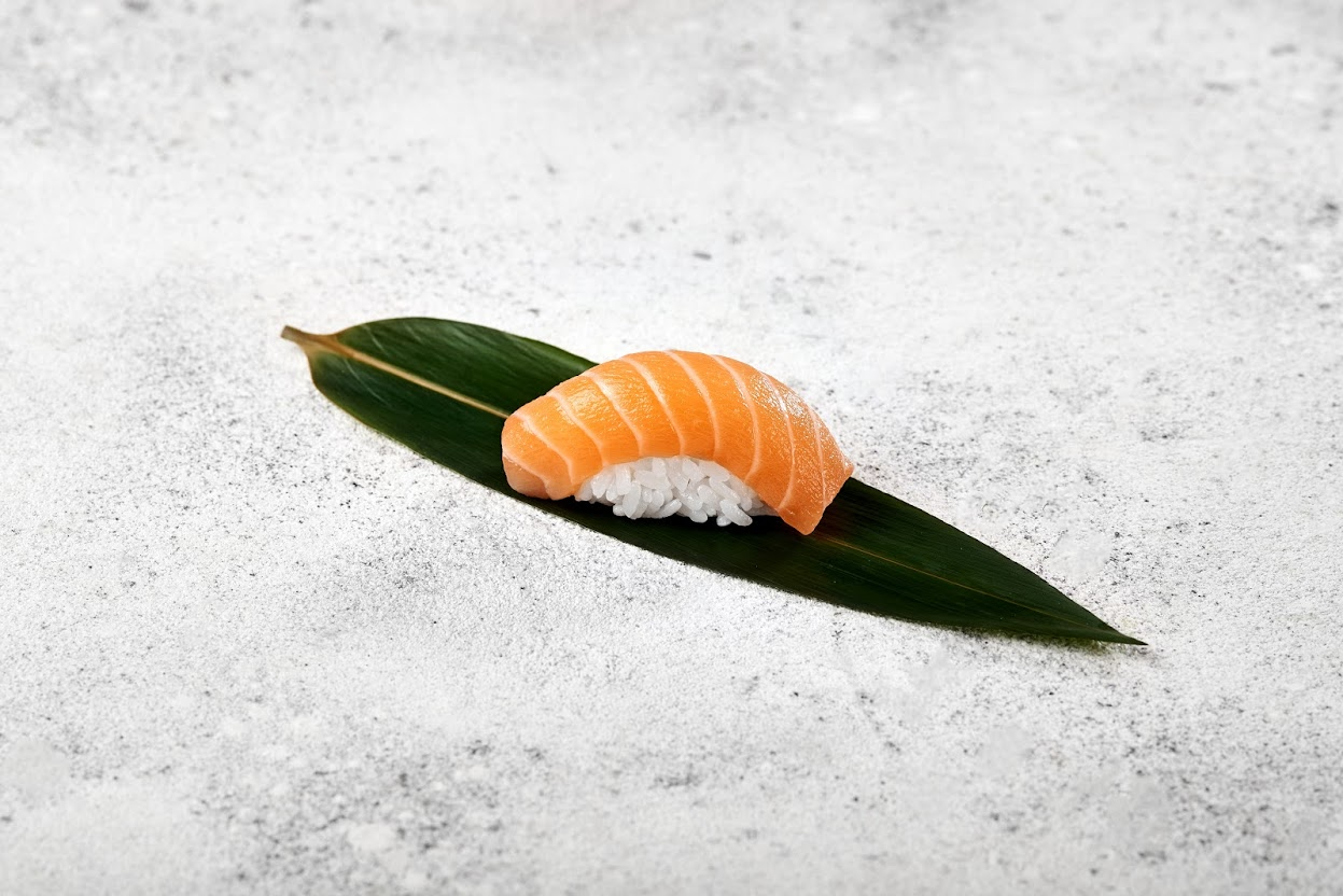 Image / Нігірі з лососем